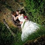 … wer hat den schönsten Brautstrauß?