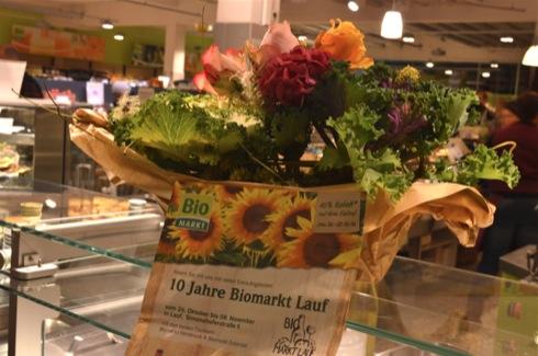 Blumen – saisonal, regional, sozial